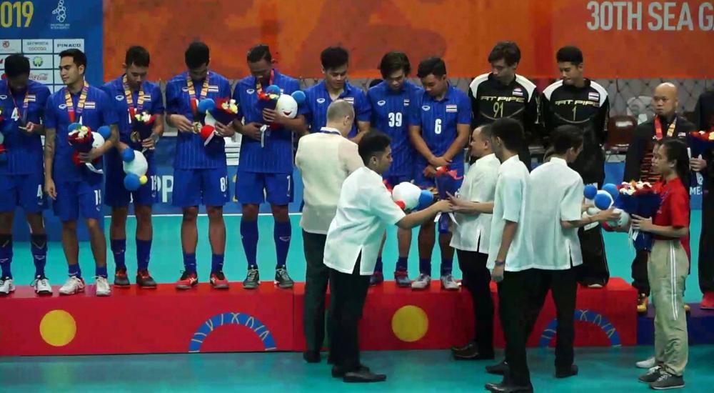 ซีเกมส์ ซีเกมส์ 2019 ทีมชาติไทย ฟลอร์บอล