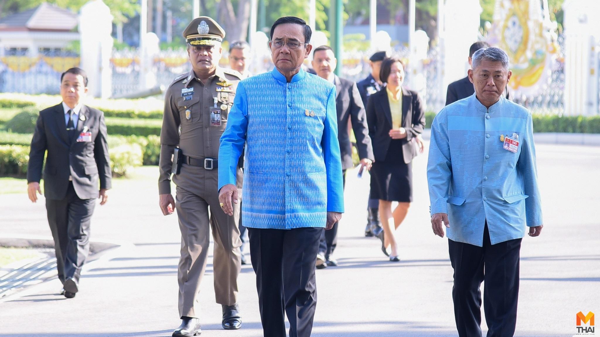 นายกรัฐมนตรี พลเอกประยุทธ์ จันทร์โอชา