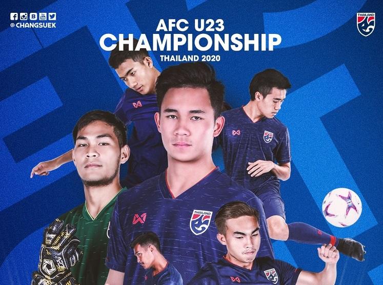 ทีมชาติไทย ฟุตบอลชิงแชมป์เอเชีย รุ่นอายุไม่เกิน 22 ปี