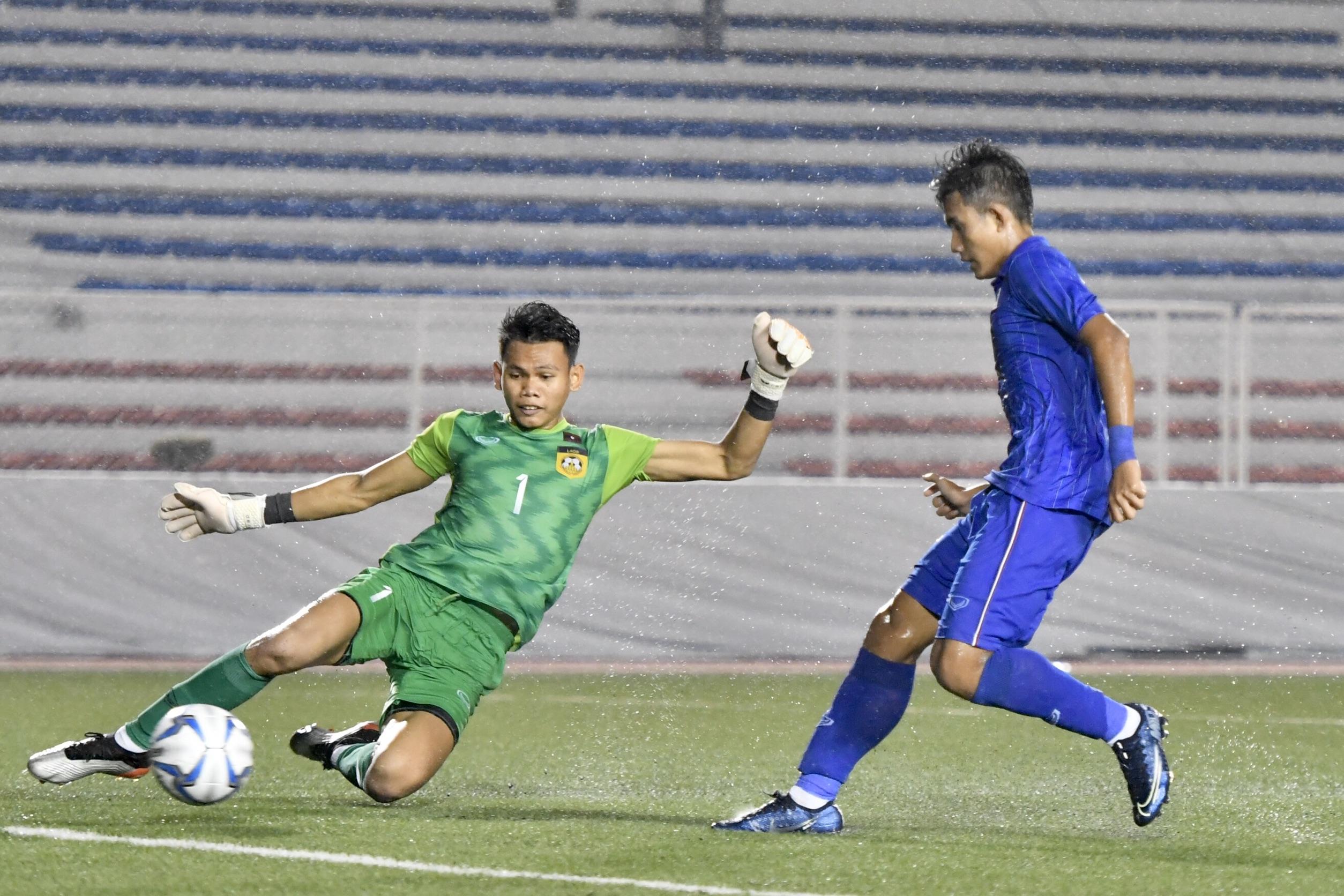 ทีมชาติไทยชุดซีเกมส์2019 ศุภณัฎฐ์ เหมือนตา