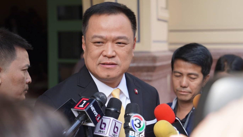 การเมืองไทย งูเห่า รับบาลเสียงปริ่มน้ำ อนุทิน ชาญวีรกูล