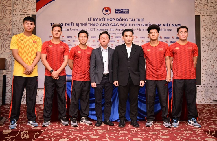 ทีมชาติเวียดนาม แกรนด์สปอร์ต