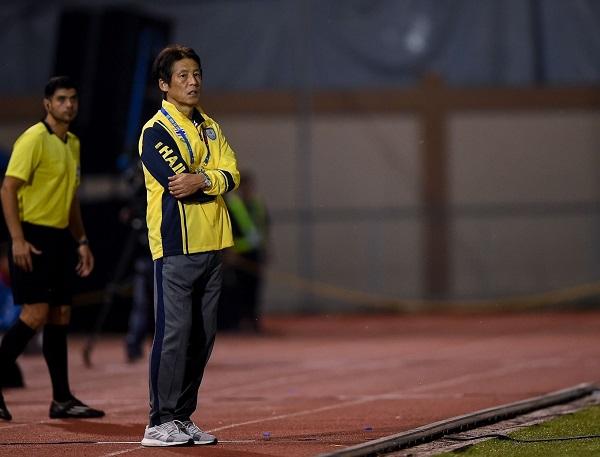 ทีมชาติไทยรุ่นอายุไม่เกิน 23 ปี อากิระ นิชิโนะ