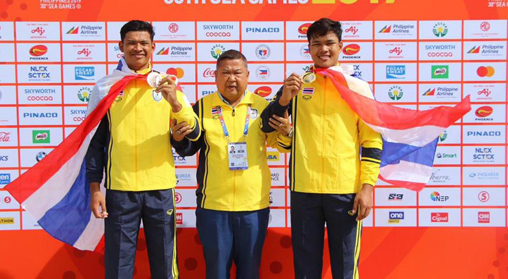 ซีเกมส์ ซีเกมส์ 2019 ทีมชาติไทย