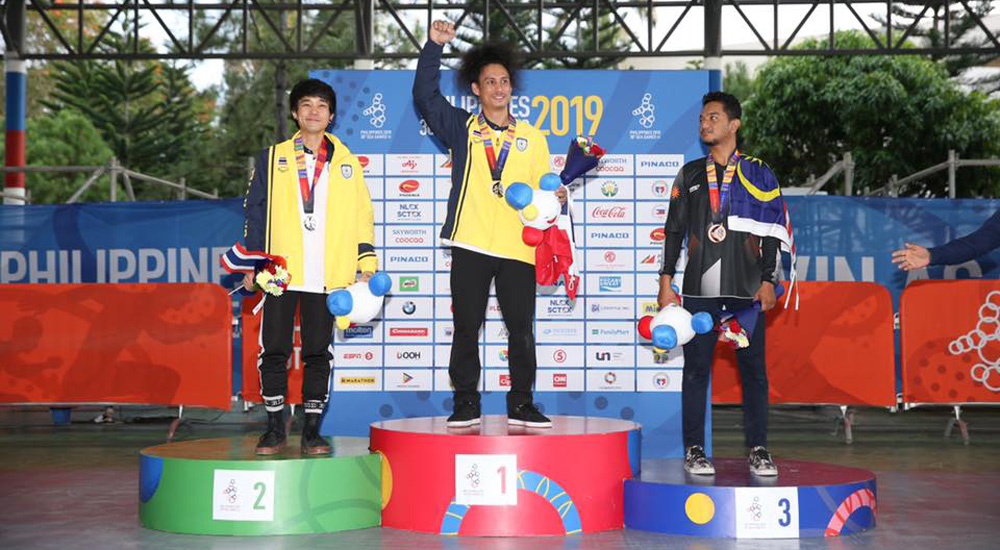 ซีเกมส์ ซีเกมส์ 2019 ทีมชาติไทย บีเอ็มเอ็กซ์
