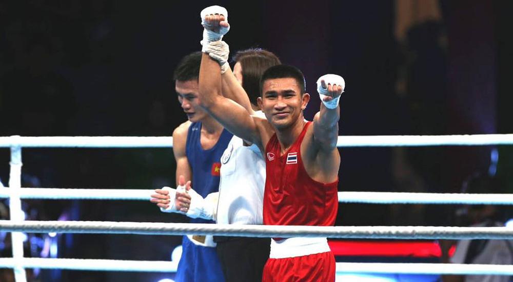 ซีเกมส์ ซีเกมส์ 2019 ทีมชาติไทย มวยสากล