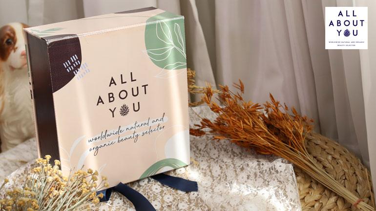 All About You New Year Gift บำรุงผิว บำรุงผิวหน้า ออแกนิกซ์