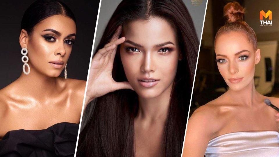 Miss Universe 2019 Miss-Universe มิสยูนิเวิร์ส มิสยูนิเวิร์ส 2019