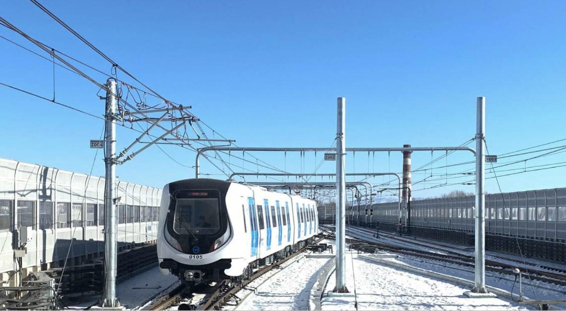 ข่าวสดวันนี้ ทางรถไฟ มองโกเลีย