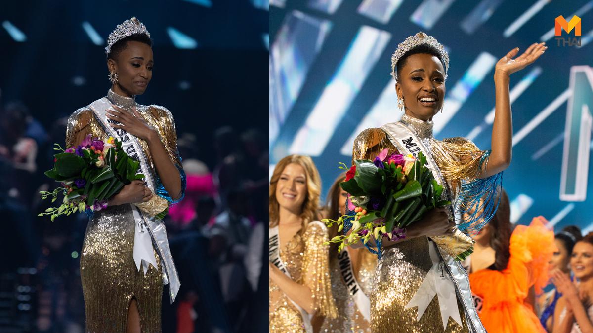 Miss Universe 2019 Miss-Universe ฟ้าใส ปวีณสุดา มิสยูนิเวิร์ส มิสยูนิเวิร์ส 2019