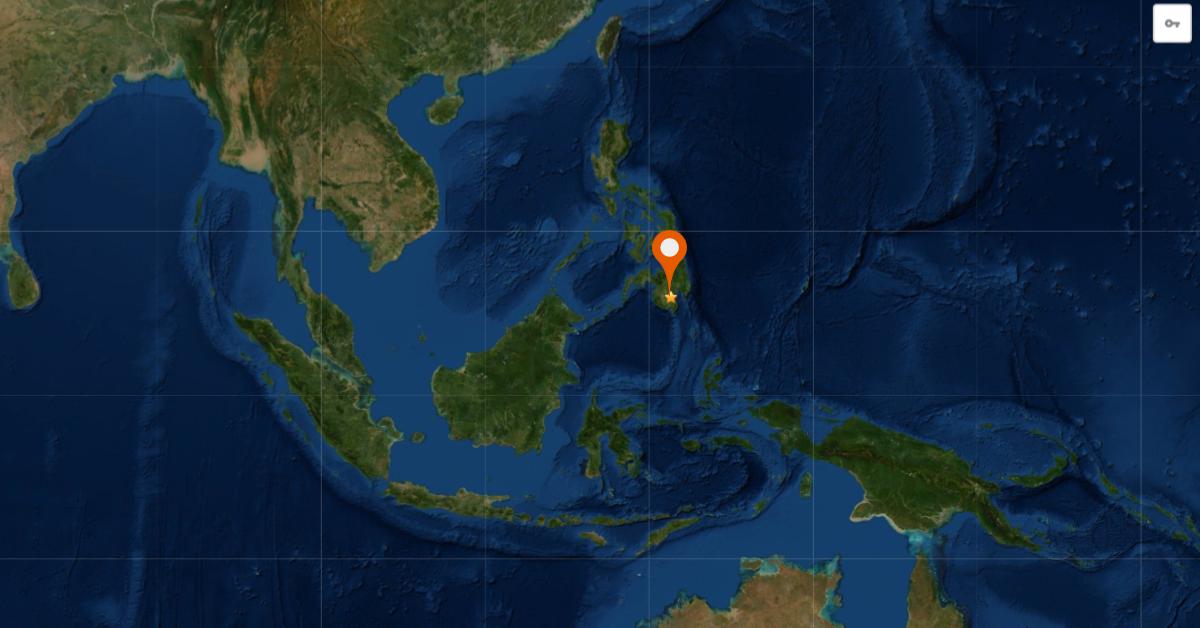 ฟิลิปปินส์ แผ่นดินไหว