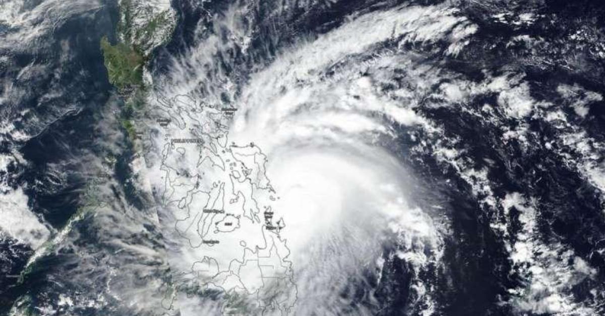 ข่าวสดวันนี้ ฟิลิปปินส์ ไต้ฝุ่นพันฝน