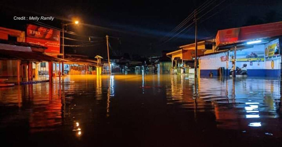 ข่าวสดวันนี้ น้ำท่วมมาเลเซีย