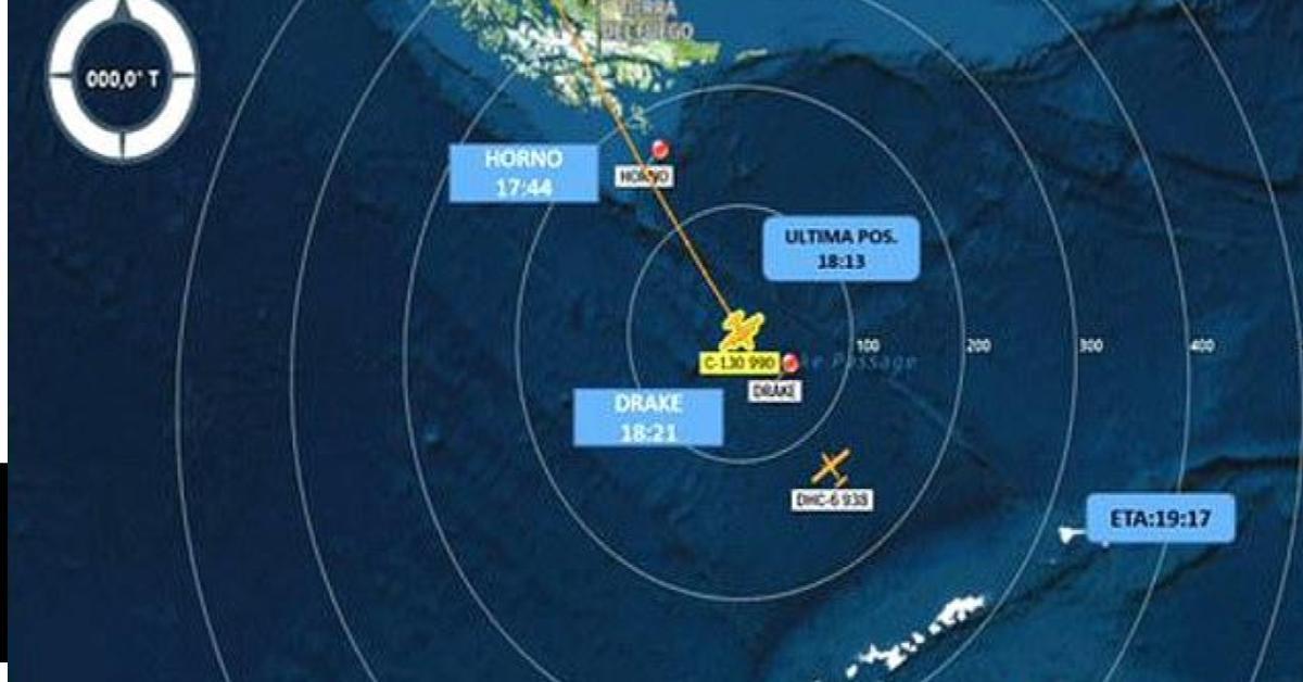ข่าวสดวันนี้ เครื่องบินกองทัพชิลี