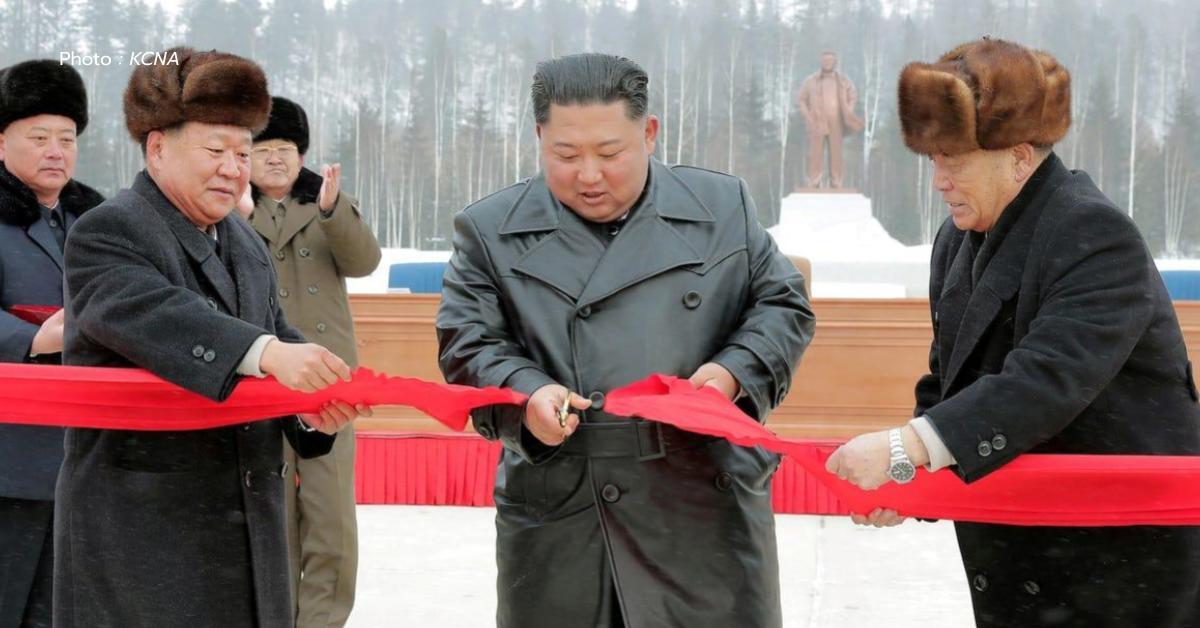 ข่าวสดวันนี้ เกาหลีเหนือ เมืองใหม่
