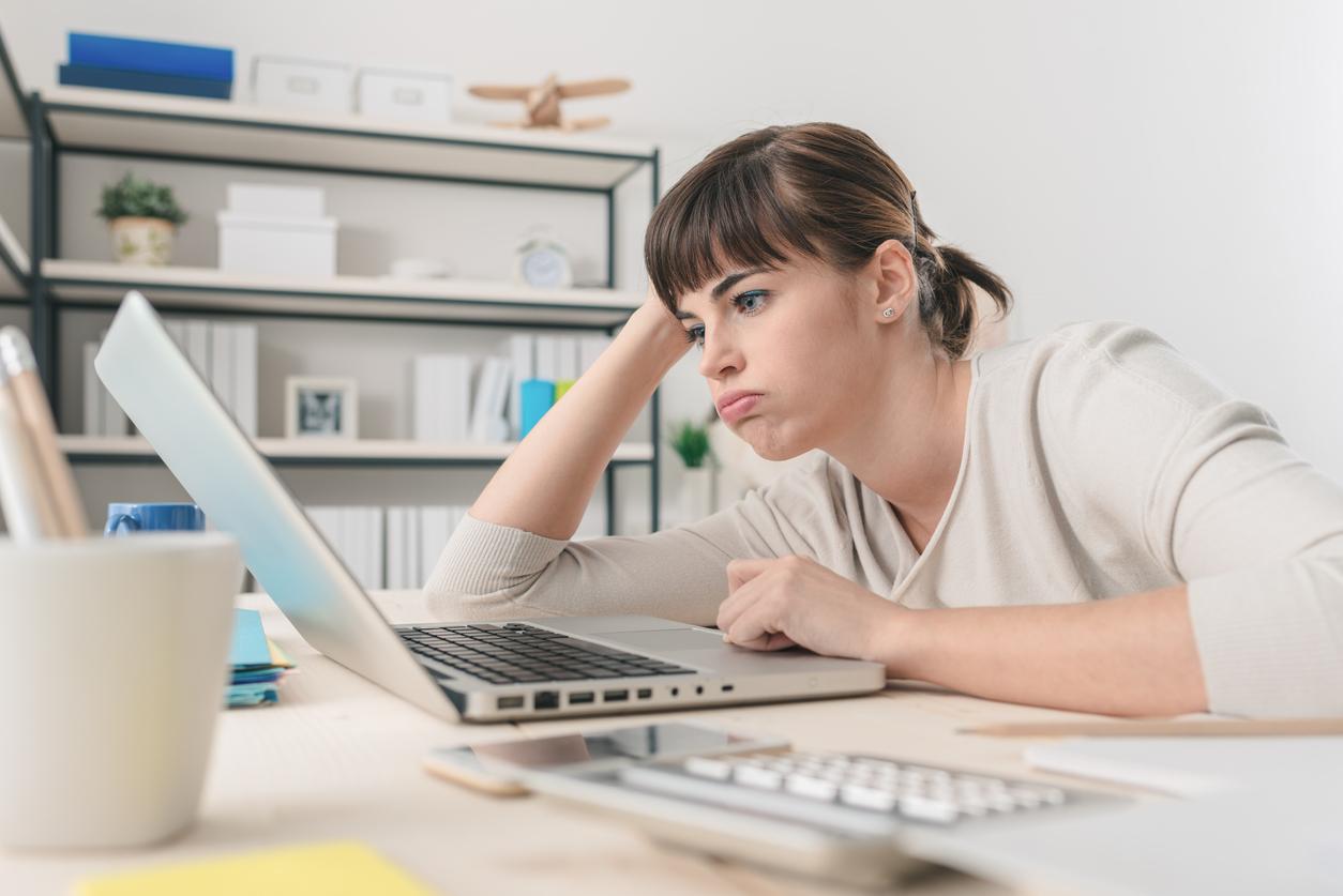 burnout burnout syndrome หมดไฟในการทำงาน เบื่องาน