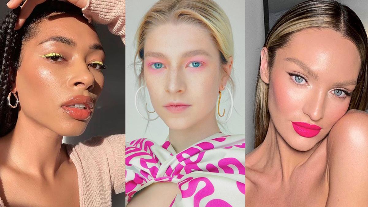 make up trend เทรนด์แต่งหน้า เทรนด์แต่งหน้า 2020