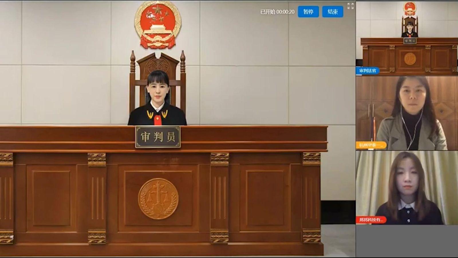 ข่าวสดวันนี้ ผู้พิพากษา AI