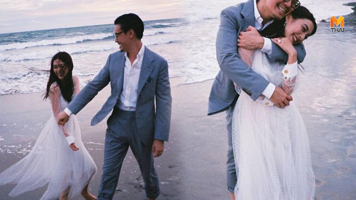 งานแต่งงาน พรีเวดดิ้ง พรีเวดดิ้ง มิว นิษฐา พรีเวดดิ้งดารา มิว นิษฐา มิว นิษฐา แต่งงาน