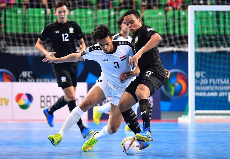 ฟุตซอล SAT Intenational Futsal Championship Hat Yai - Thailand 2020