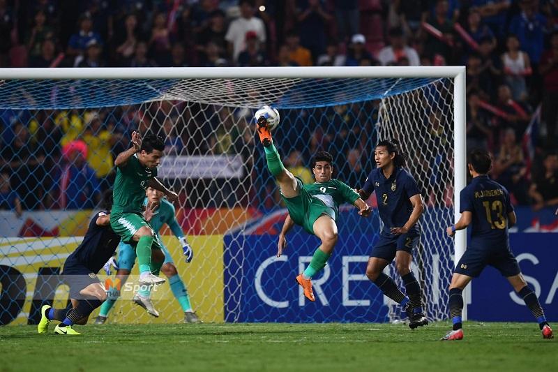 ทีมชาติไทย อากิระ นิชิโนะ เอเอฟซียู 23 ชิงแชมป์เอเชีย 2020