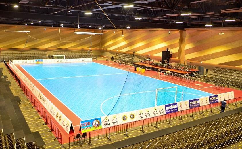 SAT Intenational Futsal Championship Hat Yai - Thailand 2020