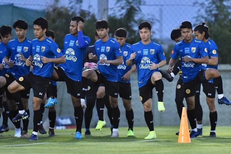 ทีมชาติไทยชุดยู23ปี ศุภณัฏฐ์ เหมือนตา