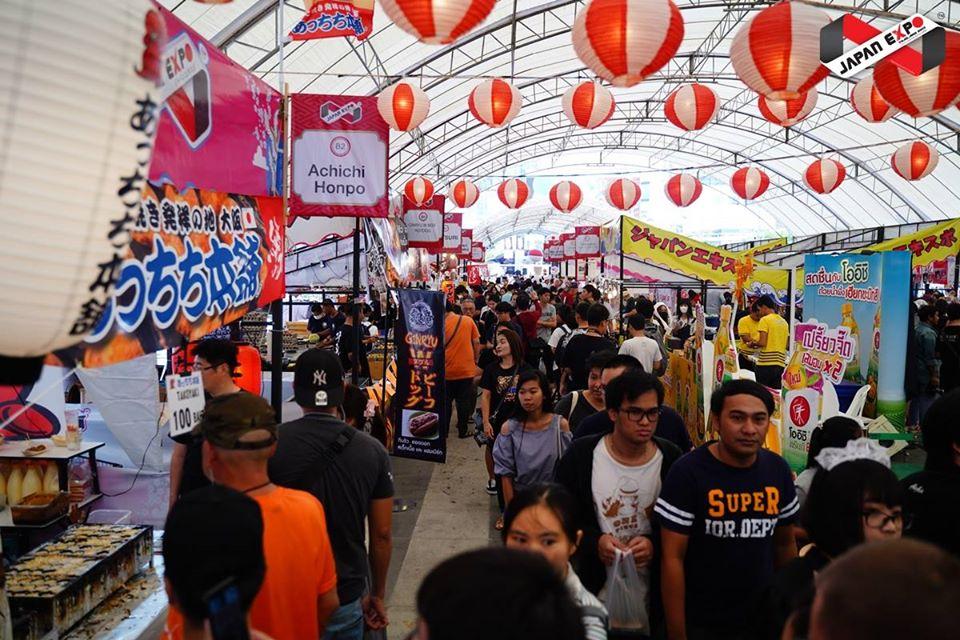 JAPAN EXPO THAILAND JAPAN EXPO THAILAND 2020 งานมหกรรมญี่ปุ่น งานมหกรรมญี่ปุ่นที่ใหญ่ที่สุดในเอเชีย ศูนย์การค้าเซนทรัลเวิลด์