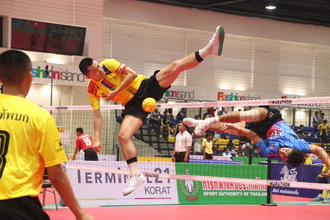 ตะกร้อ ตะกร้อชิงชนะเลิศแห่งประเทศไทย สมาคมกีฬาตะกร้อแห่งประเทศไทย