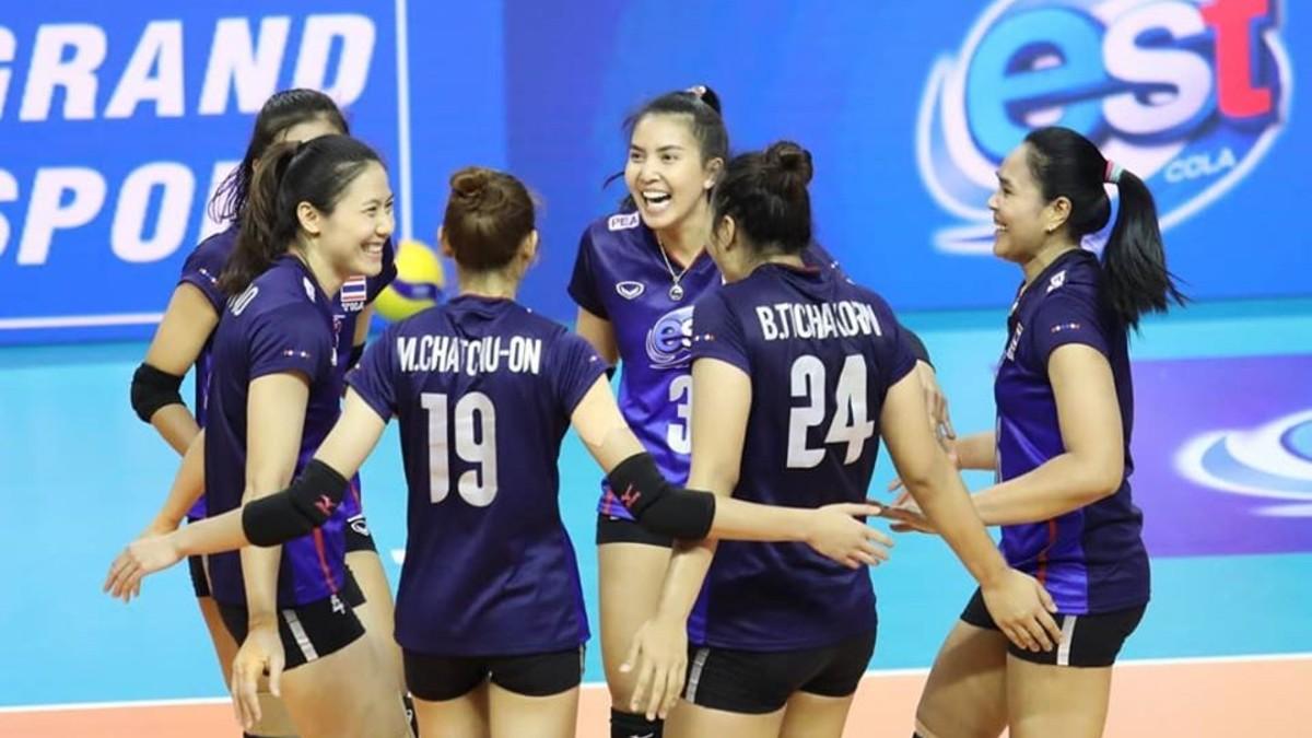 """""""เอสโคล่า"""" วอลเลย์บอลหญิง """"โตเกียว 2020"""" วอลเลย์บอลหญิงทีมชาติไทย ออสเตรเลีย"""