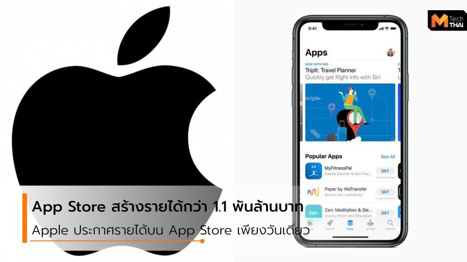 App Store Apple application แอพพลิเคชัน