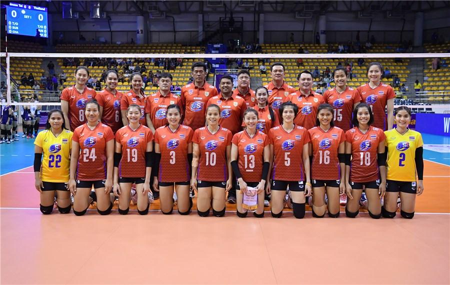 """""""เอสโคล่า"""" วอลเลย์บอลหญิง """"โตเกียว 2020"""" ทีมชาติไต้หวัน วอลเลย์บอลหญิงทีมชาติไทย โอลิมปิก เกมส์ 2020"""