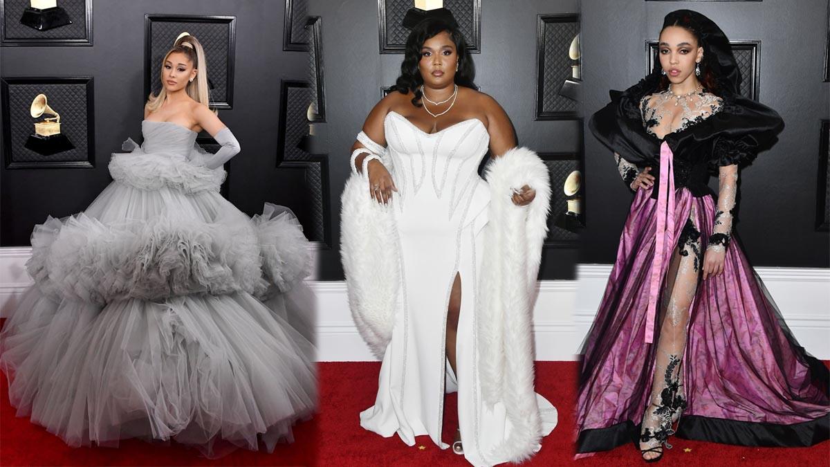 Best Dressed Grammy Awards 2020 พรมแดง แฟชั่นพรมแดง