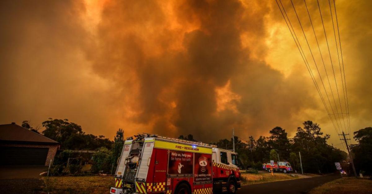 ข่าวสดวันนี้ ไฟป่าออสเตรเลีย