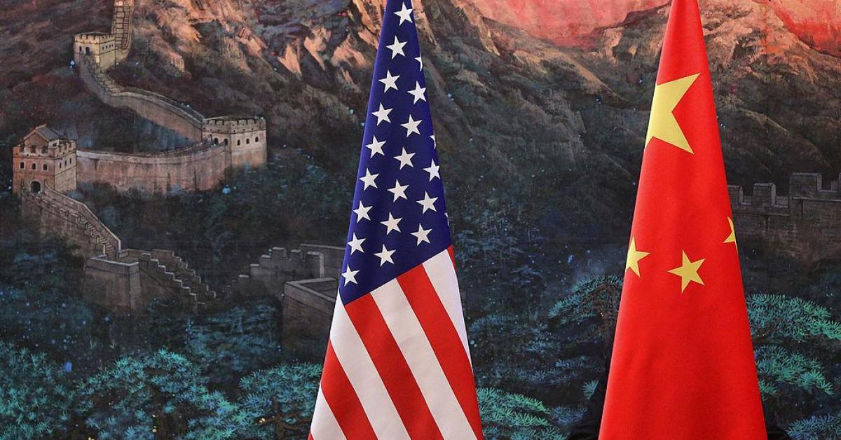 ข่าวสดวันนี้ จีน สหรัฐ
