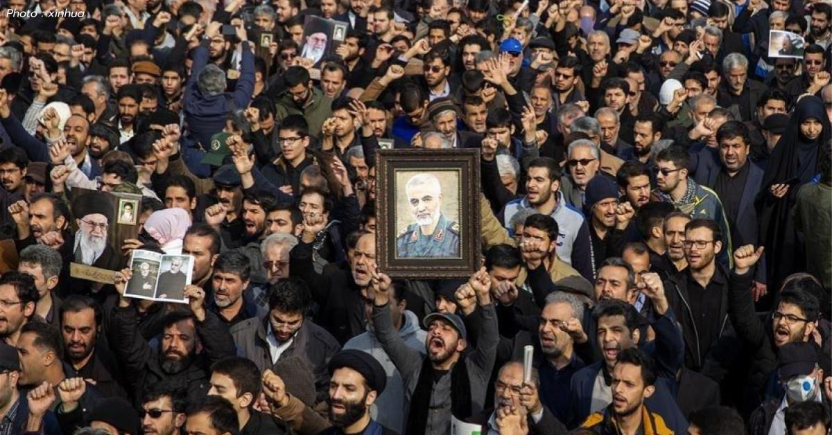 ข่าวสดวันนี้ สหรัฐ อิหร่าน