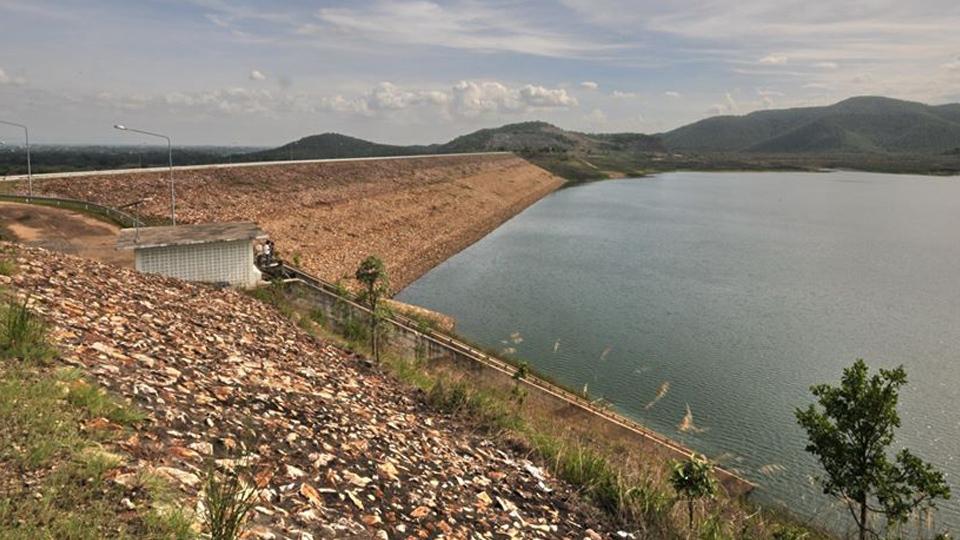 น้ำในอ่าง ภัยแล้ง ฤดูแล้ง สถานการณ์น้ำ
