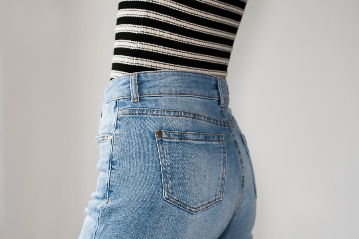 กางเกงยีนส์ พรางหุ่นให้ดูเพรียว เลือกกางเกงยีนส์