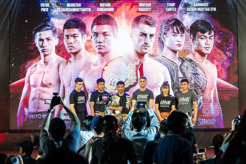 ONE Championship ONE Hero Series Muay Thai ONE: A NEW TOMORROW