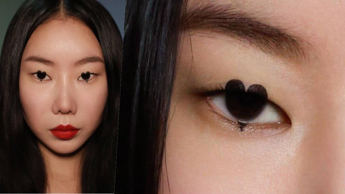 dain yoon MAKEUP Artist นักวาดภาพ สาวเกาหลี เมคอัพอาร์ติส แต่งหน้า