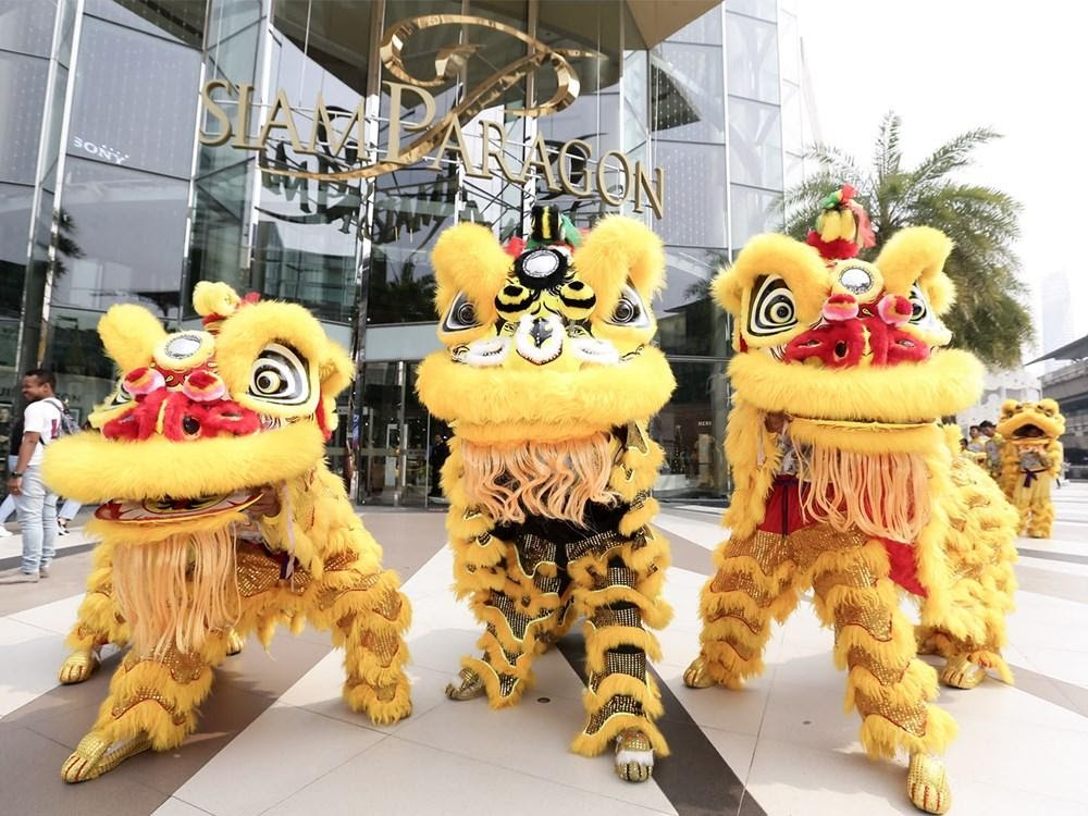 Siam Paragon Siam Paragon Chinese New Year 2020 : The Infinite Prosperity สยามพารากอน
