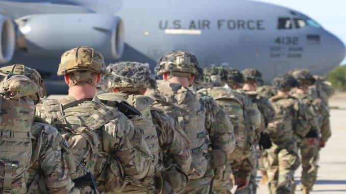 ทหารสหรัฐ อิหร่าน