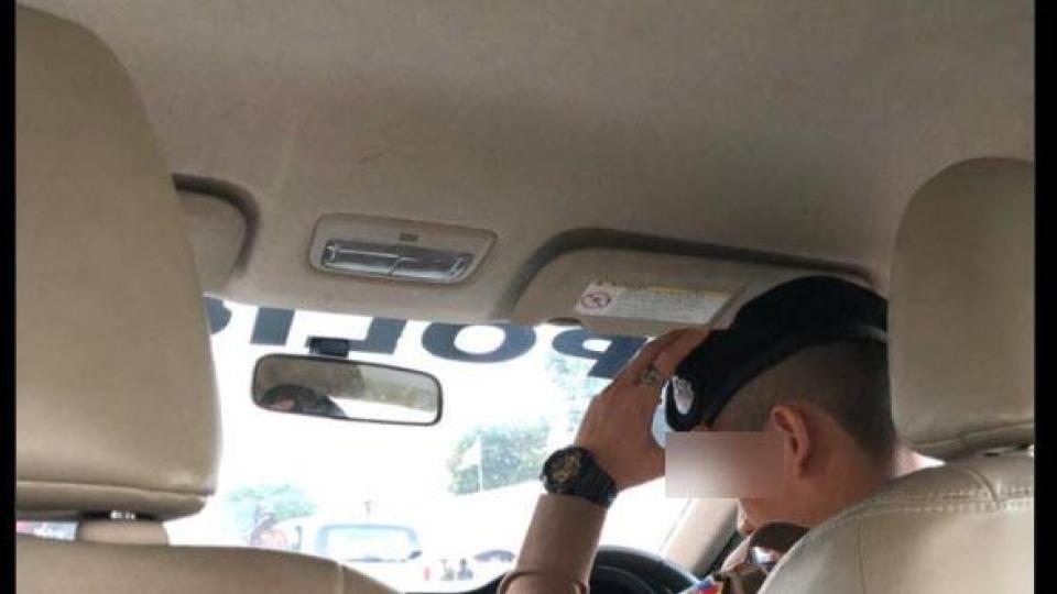 ข่าวตำรวจ ตำรวจท่องเที่ยว วัดโพธิ์ ไกด์เถื่อน