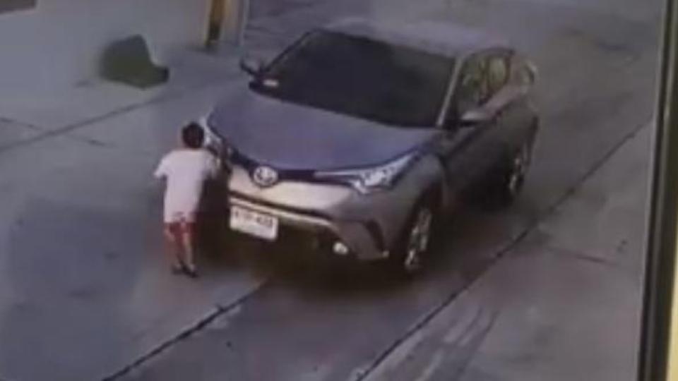 ข่าวรถชน ข่าวอุุบัติเหตุ รถชนเด็ก