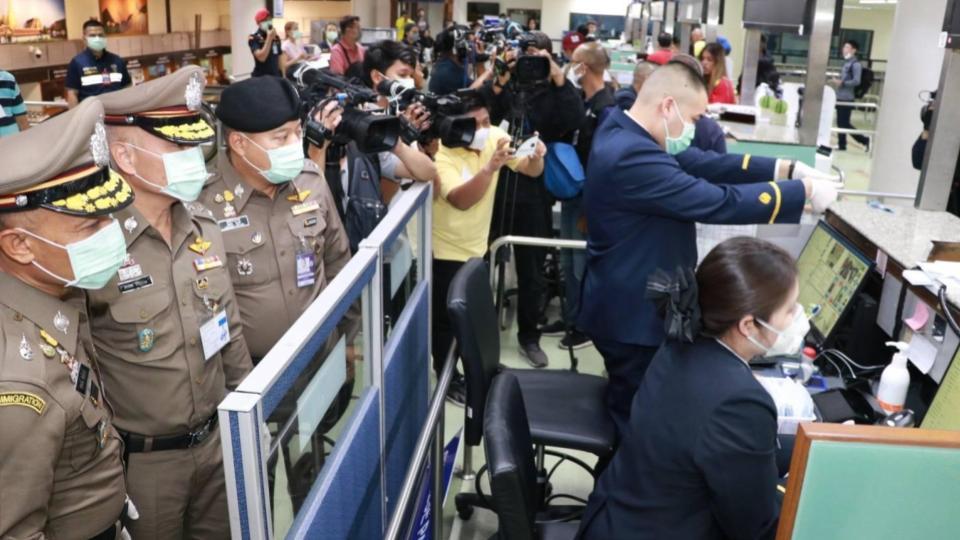 ข่าวสดวันนี้ สนามบินไทย