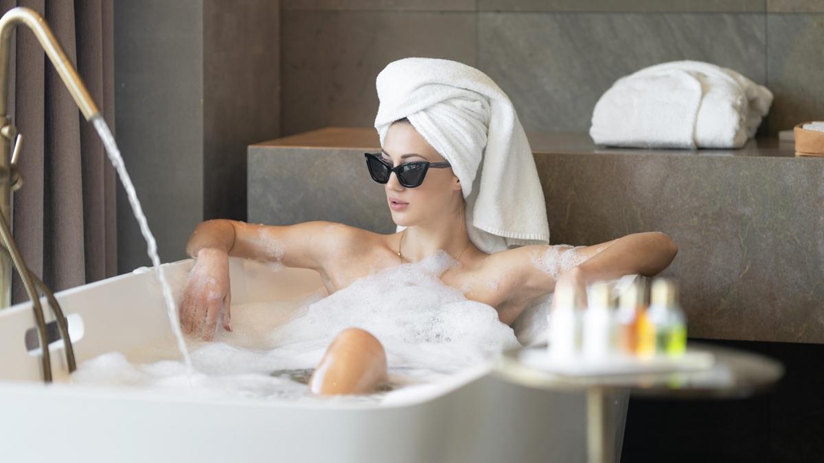 ผิวหนัง มอยเจอร์ไนเซอร์ สบู่ อาบน้ำ