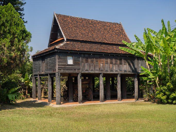 ความเชื่อ บ้าน บ้านทรงไทย ปลูกบ้าน ฮวงจุ้ย