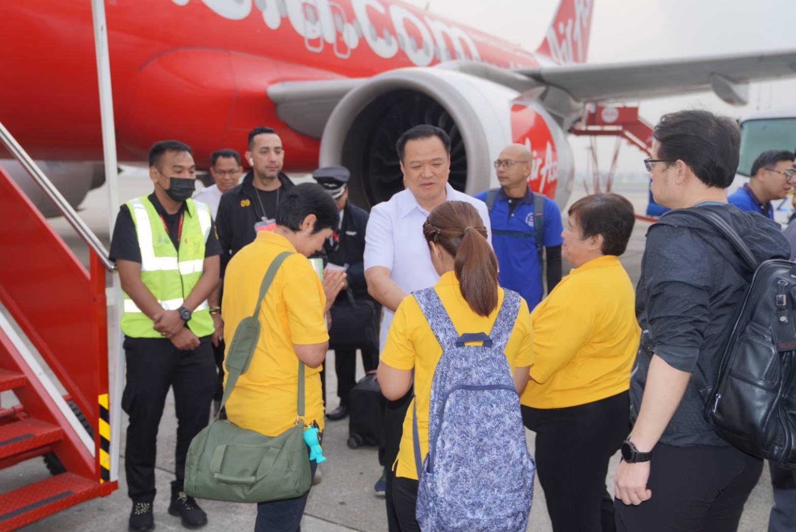 ข่าวสดวันนี้ คนไทยในอู่ฮั่น อนุทิน ชาญวีรกุล แอร์เอเชีย