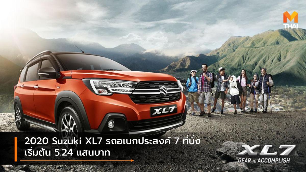 suzuki Suzuki XL7 ซูซูกิ รถใหม่