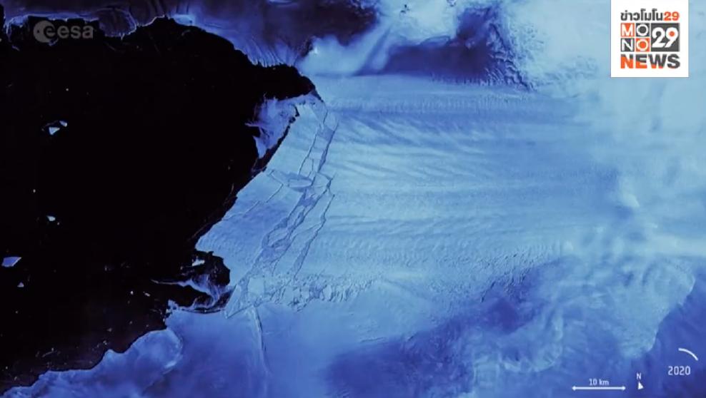 ข่าวสดวันนี้ ทวีปแอนตาร์กติก
